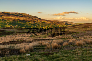 Between Langthwaite and Feetham, North Yorkshire, England