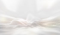 Abstract white technology background