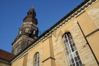 Hannover - Neustädter Hof- und Stadtkirche St. Johannis, Deutschland