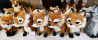 Toy foxes