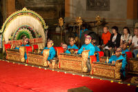 Traditional Balinese Legong and Barong dance
