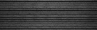 Black Horizontal Stripes 3D Pattern Background