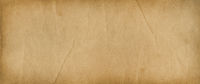 Old grunge parchment paper texture banner