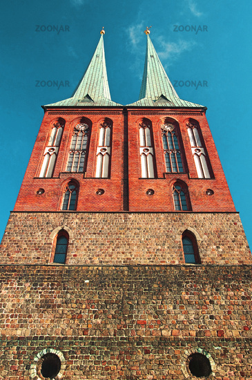 Church of St. Nicholas Germany Berlin