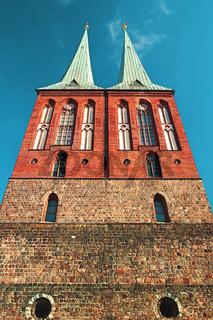 Nikolaikirche Deutschland Berlin / Church of St. Nicholas Germany Berlin