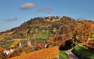 Blick auf Dom und Burg