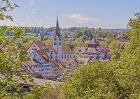 Diessenhofen, Canton Thurgau, Switzerland