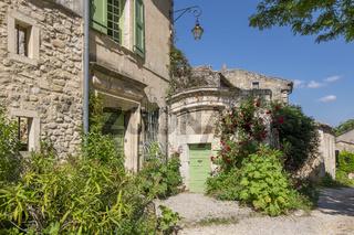 Oppède-le-Vieux, Provence