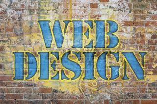 web design graffiti