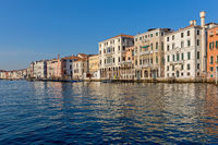 Grand Canal Sunny Day