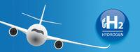 H2 Hydrogen Flights Jet Header