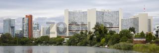 Donaucity und UNO-City, Wien