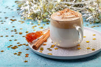 Dalgon's trendy coffee drink.