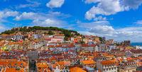 Lisbon Portugal cityscape