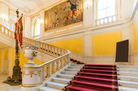 corridor hall Parliament Denmark