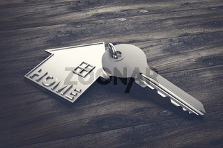 House Key - Illustration