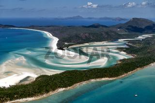 Whitehaven beach. Australia