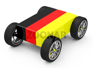 car made in germany