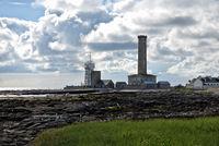 Brittany-Lighthouse d'Eckmuehl