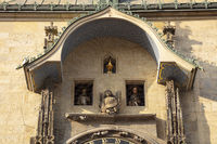 Apostelzug am Altstädter Rathaus, Prag