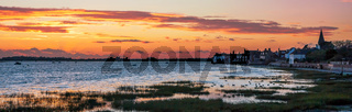 Stunning Sunset at Bosham