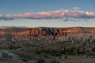 Cappadocia in heart of Anatolia, Turkey