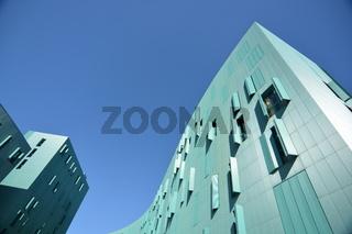 edificios verdes de construccion moderna