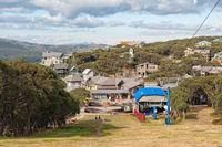 Resort Village - Mt Buller