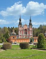 Swieta Lipka,Masuria,Poland