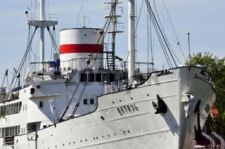 Research vessel Vityaz. Kaliningrad, Russia