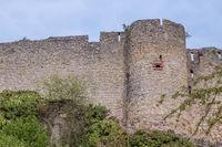 Castle Rötteln Lörrach-Haagen