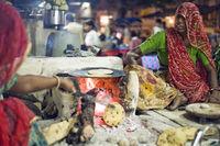 India bread