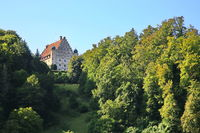 Eggersberg Castle is a sight near Riedenburg