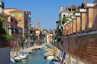 Venedig Kanal - Venice canal 08