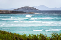 beach at Esperance Western Australia