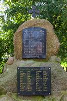Röderhoh Gedenkstein Tote 1. Weltkrieg