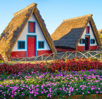 Traditional historic rural houses Madeira
