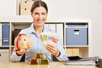 Vielfalt bei der Geldanlage