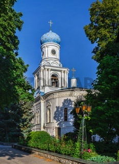 Church of the Intercession in the Svyatogorsk Lavra