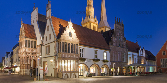 Old Town, Lemgo, Germany