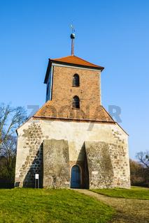 Dorfkirche Gielsdorf, Brandenburg, Deutschland