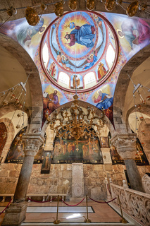 Jerusalem Israel. The church of the Holy Sepulchre