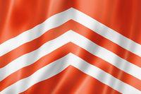 Glamorgan County flag, UK
