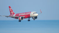 Photo AirAsia Airbus 320