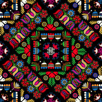 Hungarian embroidery pattern 29