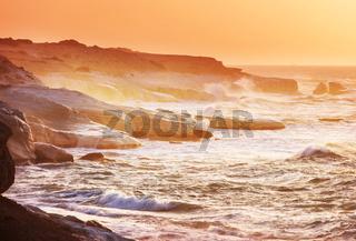Cyprus coast