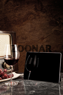 Old wine is reflected in modern technology