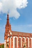 Marienkapelle in Wuerzburg, Bavaria