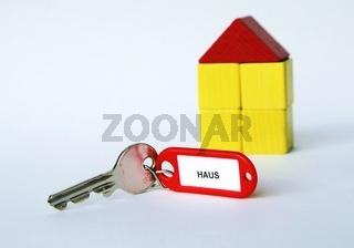 Hausschlüssel