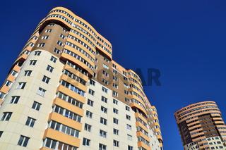 Kaliningrad new buildings. Russia